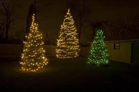 How To Decorate Outdoor Trees With Lights - oh christmas tree oh christmas tree how lovely are thy branches