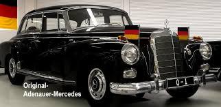 mercedes adenauer mercedes 300d w189 adenauer 1958 adenauer hardtop