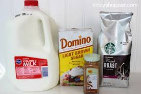 Starbucks Light Roast Copycat Starbucks Iced Cinnamon Dolce Latte Recipe Cincyshopper