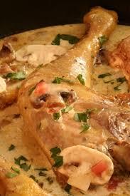 poulet cuisine poulet célestine recettes cuisine française