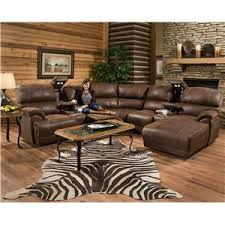 franklin empire reclining sectional sofa with right chaise