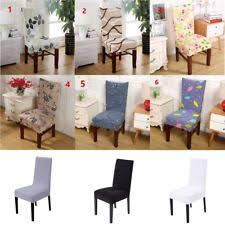 Covers For Dining Room Chairs Dining Chair Covers Ebay