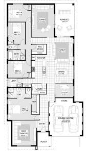 home design floor plans 30 best contempo floorplans images on pinterest home design