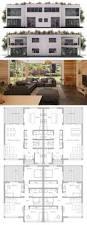 duplex house plan hahnow