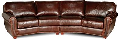 Leather Conversation Sofa Berkshire Leather Furniture Leather Creations Furniture