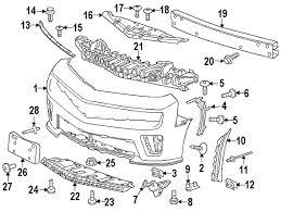 camaro parts 2012 parts com chevrolet bumper cover w zl1 partnumber 22831868