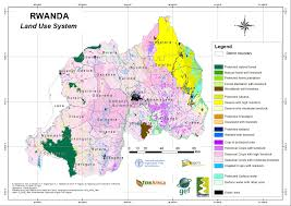 Rwanda Africa Map by Rwanda Kagera Food And Agriculture Organization Of The United
