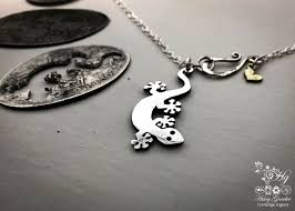 handmade silver charm necklace images The hairy growler jewellery co echo collection original silver jpg