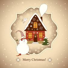 beautiful christmas cards beautiful christmas cards vector free vector in adobe illustrator ai