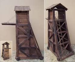 siege mini siege tower mini 2 11134 p jpg 1023 851 древние
