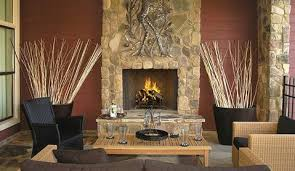 wood burning fireplace collection the outdoor fireplace store
