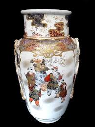 Antique Hand Painted Vases Chinese Hand Painted Antique Vase C1900 For Sale Antiques Com