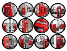 Red Phone Booth Cabinet British Telephone Booth Ebay