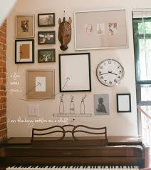 how to hang a wall gallery fine art newborn and family