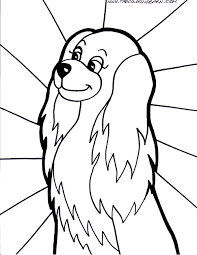 animal free coloring pages dog coloring pages to print fairy