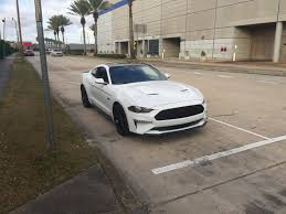 2018 ford mustang gt shows up in new orleans its face still