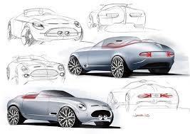 sports cars drawings mini superleggera is go expect slinky mini roadster in 2018 by