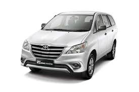 toyota india car toyota innova suv muv car hire india by car and driver