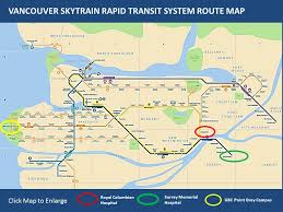 vancouver skytrain map skytrain line jpeg jpg