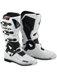 black motocross boots ufo white recon mx boot ufo freestylextreme america united