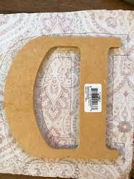 how to make fabric covered letters mod podge tutorial