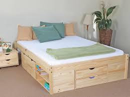 jugend bett einzelbett mit schublade massivholzbetten bett holz massivholz
