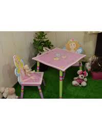 table chaise fille table chaises fille princesse bois violet chambre d enfant