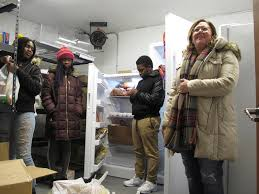 here s how fargo refugee students give back for thanksgiving