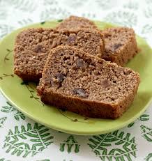 chataigne cuisine cake moelleux à la farine de châtaigne et marrons glacés les