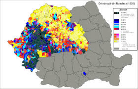 World Religion Map Romania Religion Map