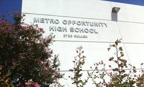 Tcc South Campus Map Metro Opportunity High Homepage