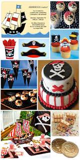 Pirate Themed Home Decor by Best 25 Kids Pirate Parties Ideas On Pinterest Pirate Party