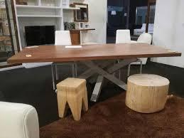 tavoli moderni legno tavoli moderni in legno massello fatti a mano a cittadella