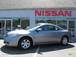 nissan altima coupe 2009 2008 precision gray metallic nissan altima 2 5 s coupe 17415231
