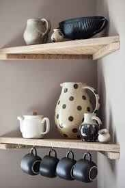 kitchen corner shelves ideas best 25 corner shelves kitchen ideas on diy corner