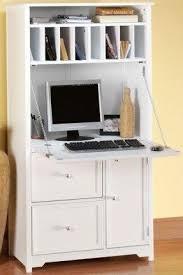Drop Lid Computer Desk Drop Front Computer Desknarrow Desk Foter Bev S Desk