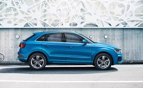 audi q3 wheelbase audi q3 petrol with 1 4 litre tfsi engine imported to india for