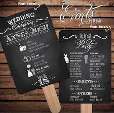 Paper Fan Wedding Programs 43 Best Wedding Fan Favors Images On Pinterest Wedding Fans