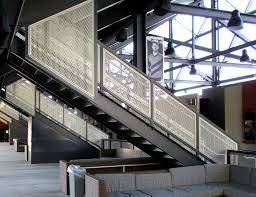 gridguard commercial mesh railings sc railing company