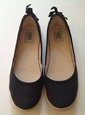ugg presale ugg dakota moccasin leather lace bow slip on slippers ugg