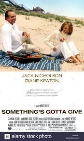 something u0027s gotta give jack nicholson diane keaton 2003 c