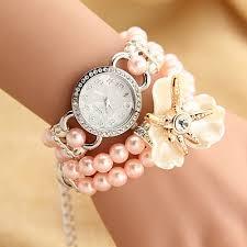 quartz bracelet wrist watches images Flower girl brand 2017 quartz watch women watches ladies luxury jpg