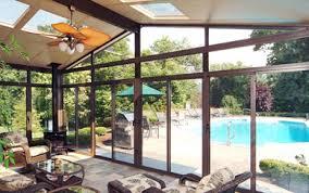 Four Seasons Sunroom Shades Sun Room Information Sunroom Types U0026 Options Patio Enclosures