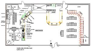 Interior Store Design And Layout Convenience Store Layout Best Layout Room