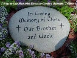 memory stones 27 best memorial stones images on memorial stones