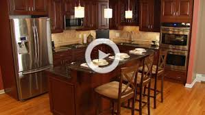 kitchen designs with 2 level islands photos video u2013 tan brown