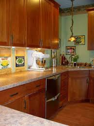Hickory Kitchen Cabinet by Kitchen Kitchen Frameless Cabinets L Shaped Cabinet Finishes