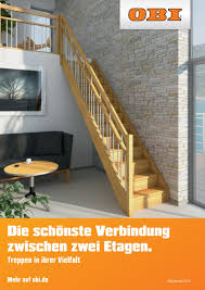 treppe obi die schönste verbindung zwischen 2 etagen treppen kataloge bei obi
