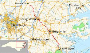 Map Of Nc State by North Carolina Highway 43 Wikipedia
