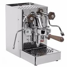 Lelit Mara 62 Wood Delux Espresso Machine Brands